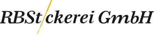 RBStickerei-Logo